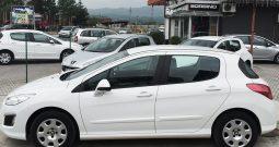 Peugeot 308, 1.6 HDI, 92KS, 2012