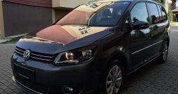 Volkswagen Touran, 2.0 TDI, 2012