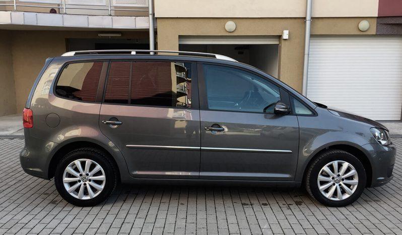 Volkswagen Touran, 2.0 TDI, 2012 full